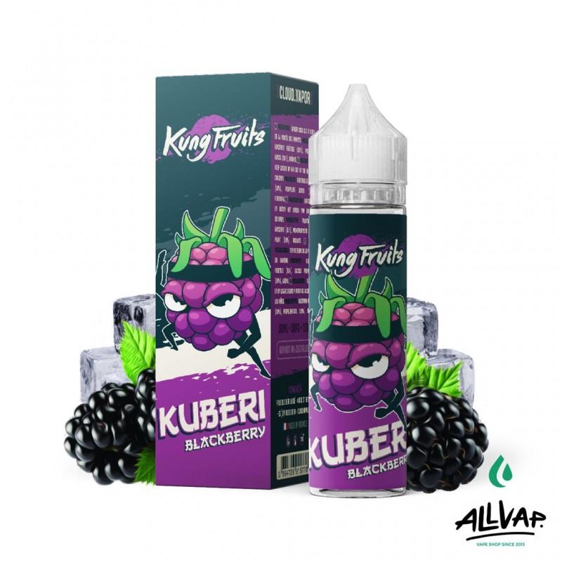 Le e-liquide Kuberi 50ml de chez Kung Fruits