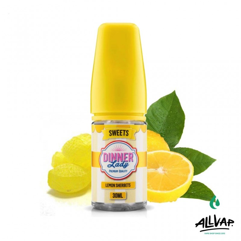 Le concentré DIY Lemon Sherbets de chez Dinner Lady