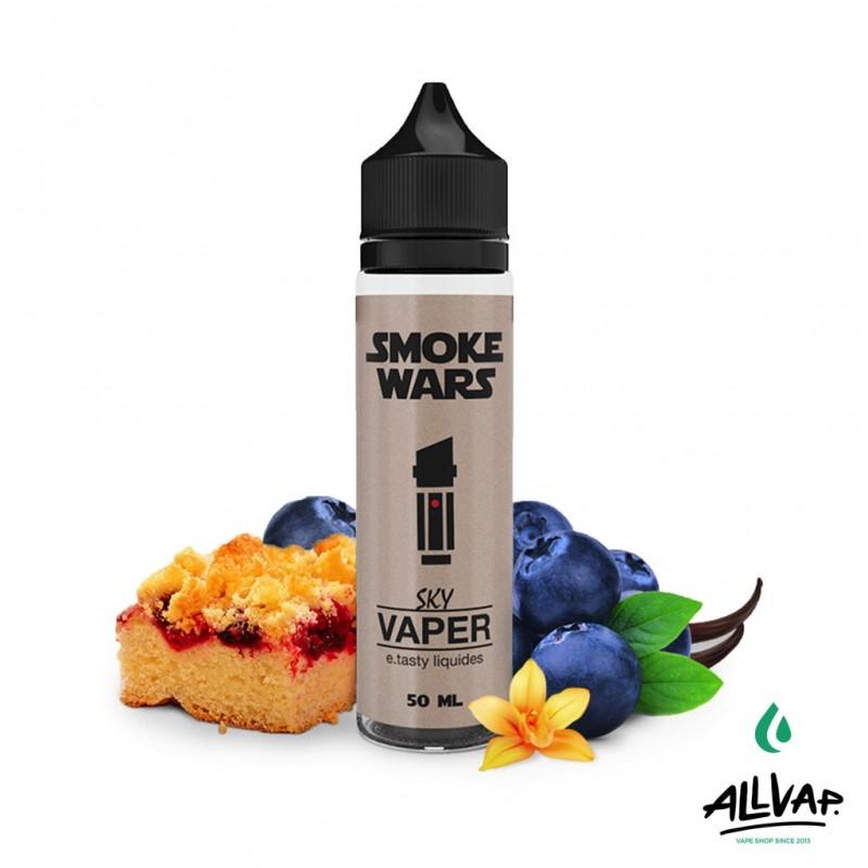 Le e-liquide Sky Vaper 50ml de chez Smoke Wars