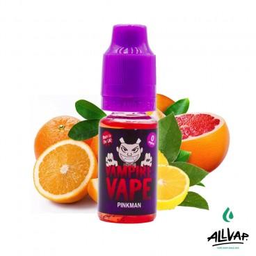 Le e-liquide Pinkman de chez Vampire Vape