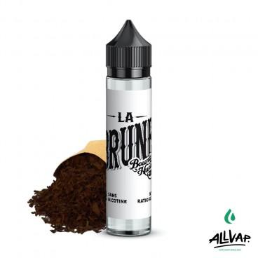 Le e-liquide La Brune 50ml de chez Bounty Hunters