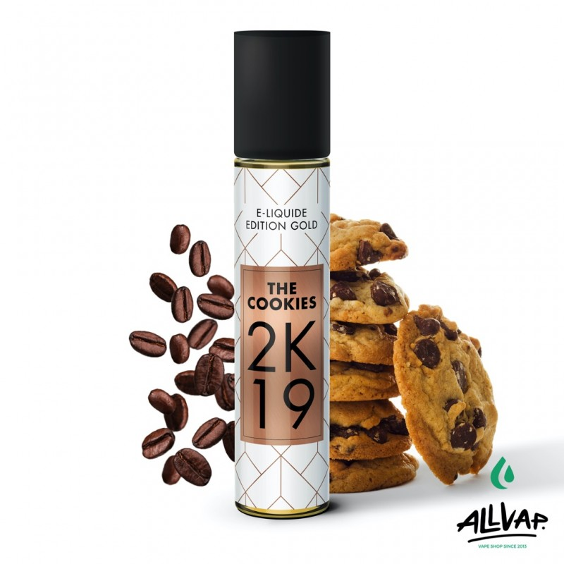 Le e-liquide The Cookies 50ml de chez 2K19
