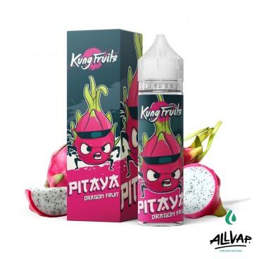 Le e-liquide Pitaya 50ml de chez Kung Fruits