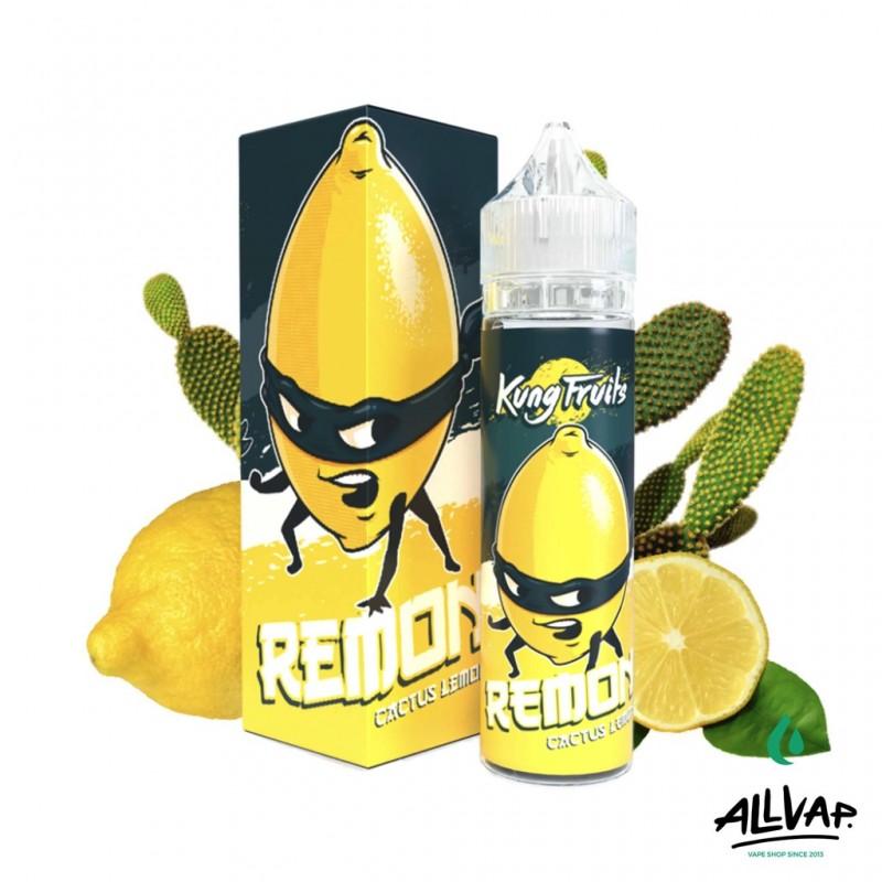 Le e-liquide Remon 50ml de chez Kung Fruits