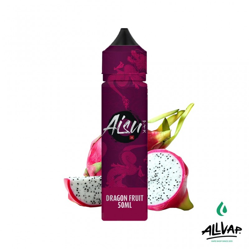 Le e-liquide Dragon Fruit 50ml de chez Aisu