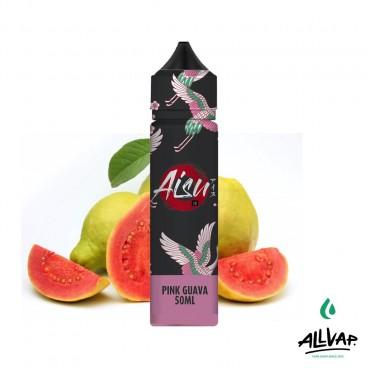 Le e-liquide Pink Guava 50ml de chez Aisu