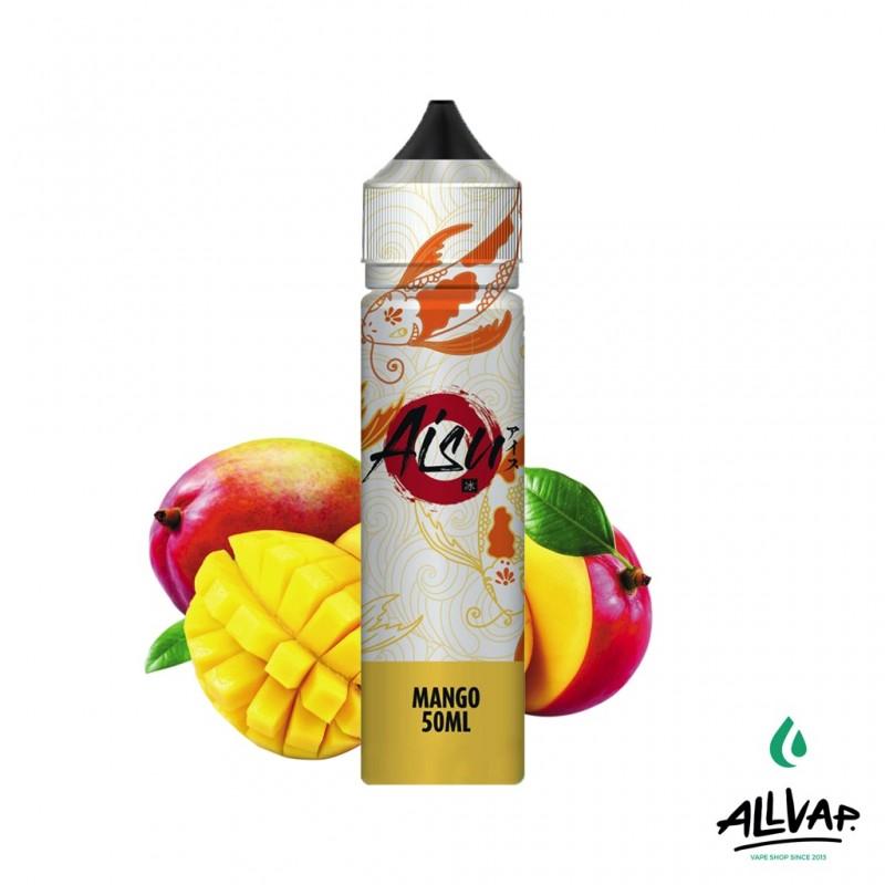 Le e-liquide Mango 50ml de chez Aisu