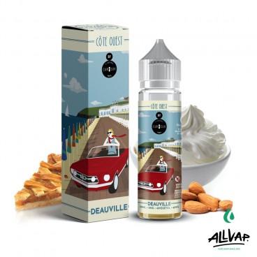 Le e-liquide Deauville 50ml de chez Côte Ouest